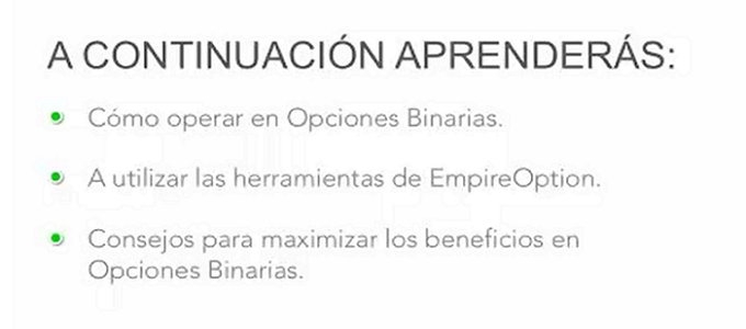 Calendario de comercio de opciones binarias