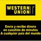Western Union pago de opciones