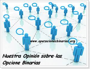 Inversiones binarias opiniones