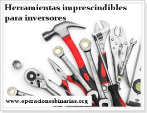 herramientas imprescindibles para invertir