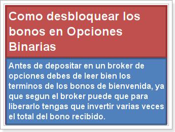 Bonos de corredores de opciones binarias