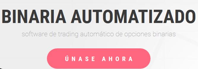 Como saber cual robot en opciones binarias funciona