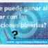 Estafar miles de euros en opciones binarias