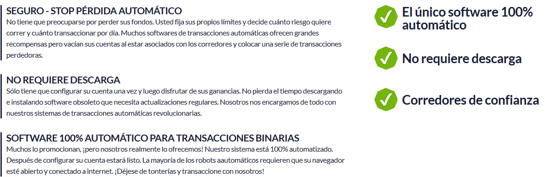 Opciones binarias robots 2020 mejor software de auto trading
