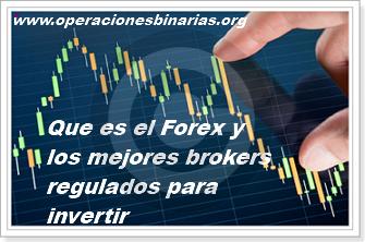 Brokers forex regulados españa