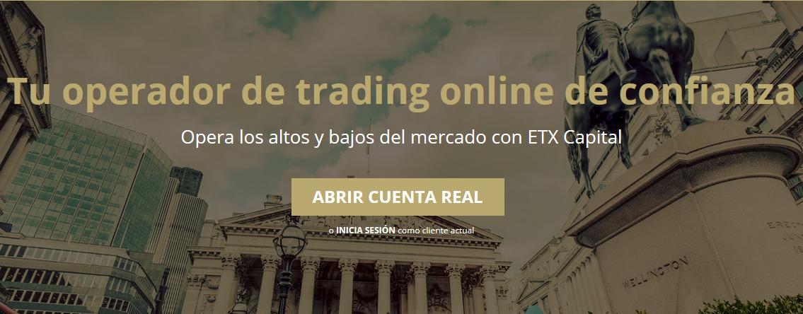 Etx capital opciones binarias