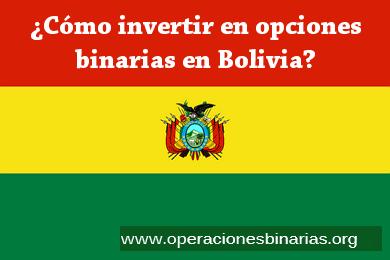opciones binarias bolivia