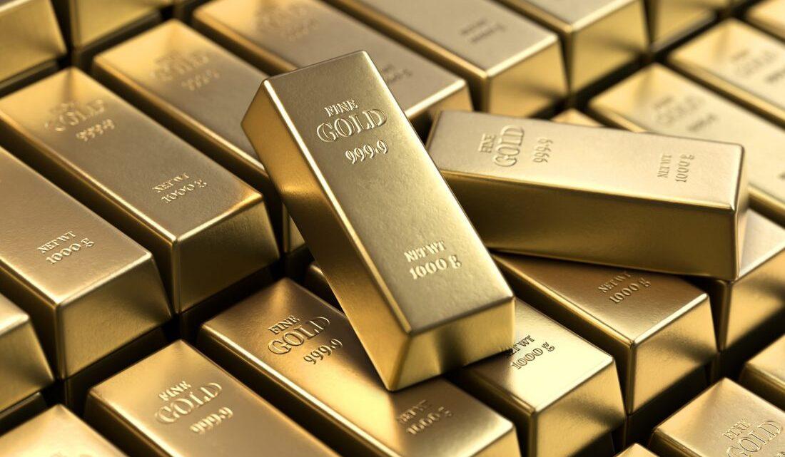 como invertir en oro de manera segura